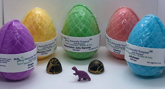 Toy Eggs - Dino Toy