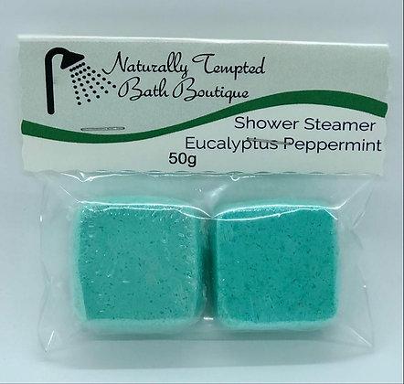 Shower Steamer -Eucalyptus Peppermint