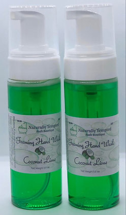 Foaming Hand Wash - Coconut Lime