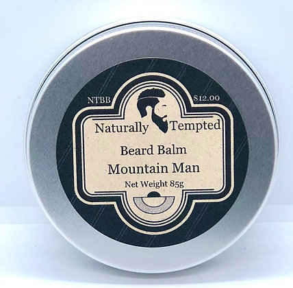 Beard Balm - Mountain Man