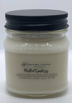 Candle - Mulled Cranberry