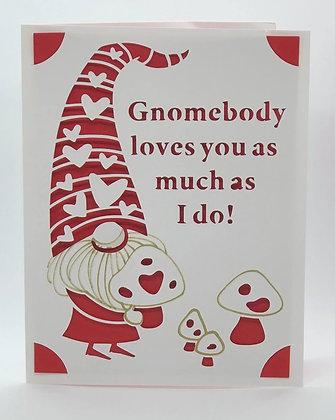 Gnome Card#1