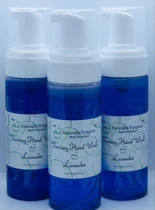 Foaming Hand Wash -Lavender