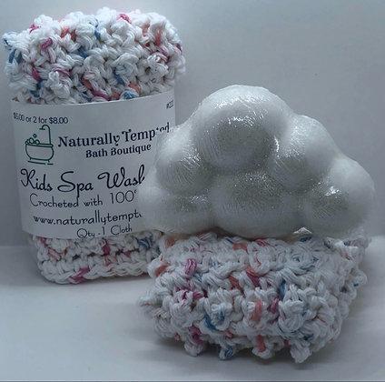 Cloud & Kid Spa cloth