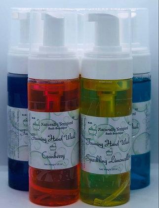 Foaming Hand soap- 3 pak