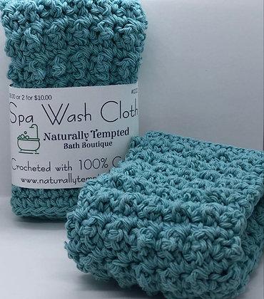 Spa Cloth -Turquoise