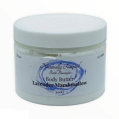 Body Butter - Lavender Marshmallow