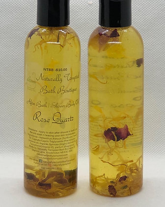 Rose Quartz Body Oil