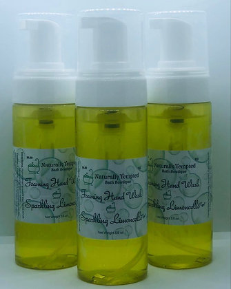 Foaming Hand Wash -Sparkling Limoncello *Type*