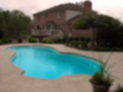 fiberglass pools richmond