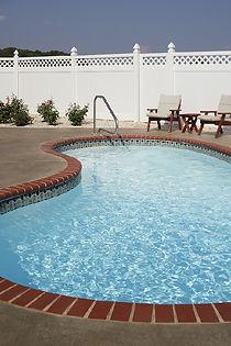 about fiberglass pools