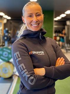 Personlig trener og bootcamp-ansvarlig hos PT Gruppen som har sine PT-timer og bootcamp-timer på S Camp Åsane utenfor Bergen Line Espevik