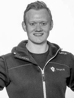 Personlig trener hos PT Gruppen som har sine PT-timer på Sammen City i Bergen Lasse Guttu