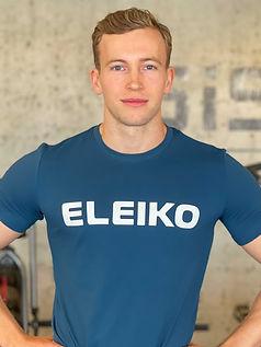 Personlig trener hos PT Gruppen som har sine PT-timer på SIS Sportssenter Eirik Åreide