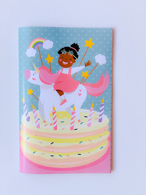 Black Girl Magic Notebook