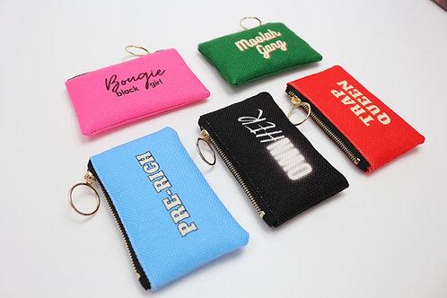 Mood Keychain Wallets