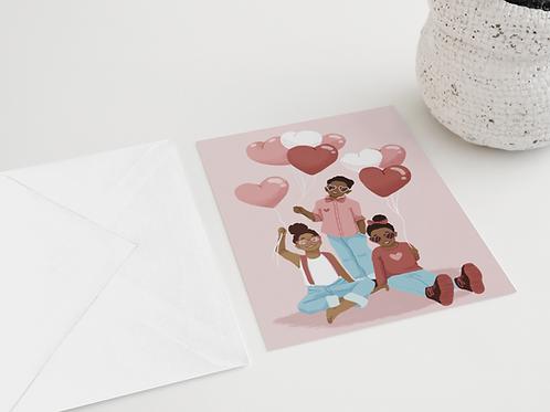 Kiddie Love Card