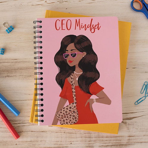 CEO Mindset Notebook