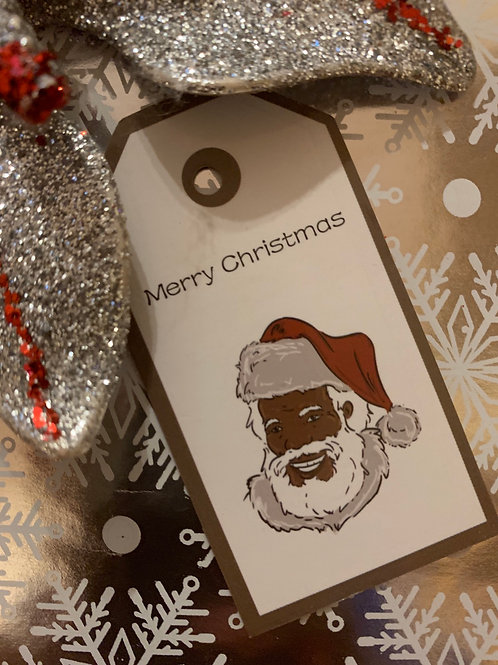 Our St. Nick Gift Tags