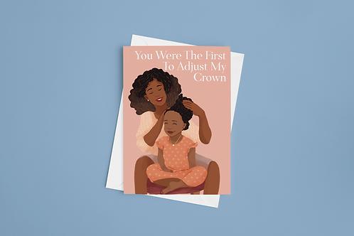 Adjusting My Crown