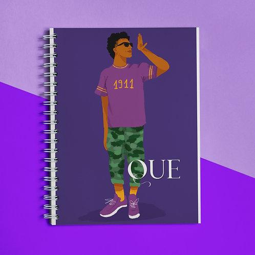 Que Notebook