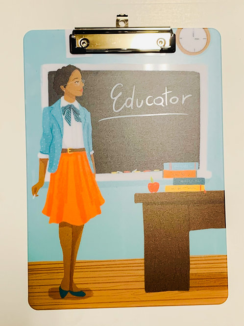 Educator Clipboard