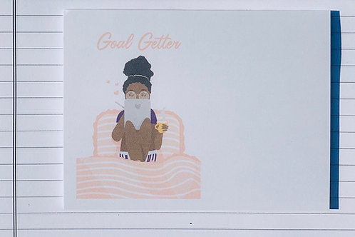 Goal Getter Sticky Notes