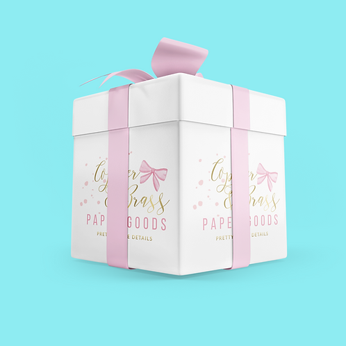 Pretty Little Details Box