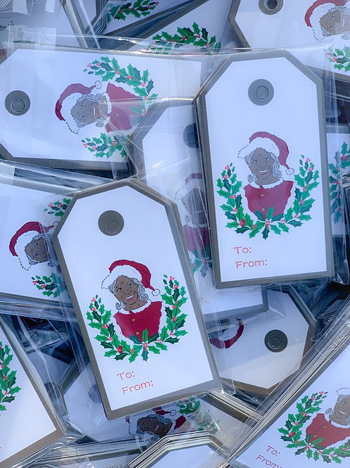 Our St. Nicky Gift Tags