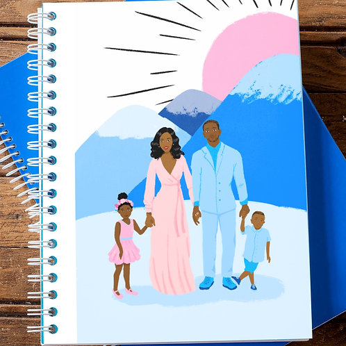Family Matters Notebook
