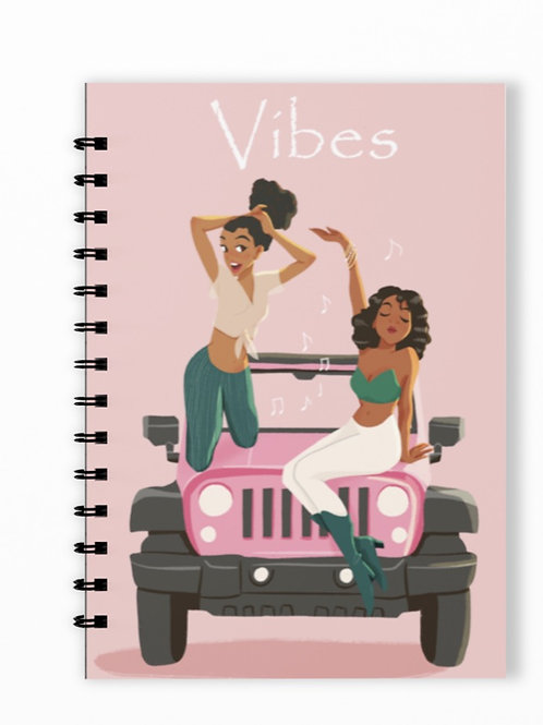 Vibes Notebook