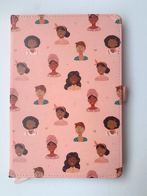 I'm Every Woman Hardbound Notebook