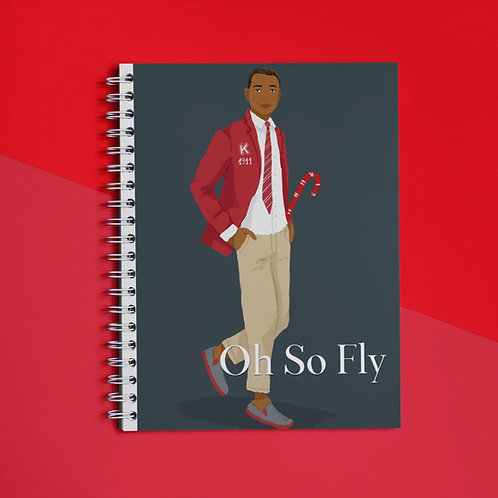 Oh So Fly Notebook
