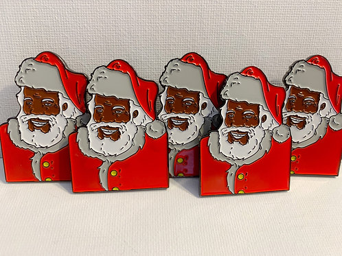 Our St. Nick Enamel Pins