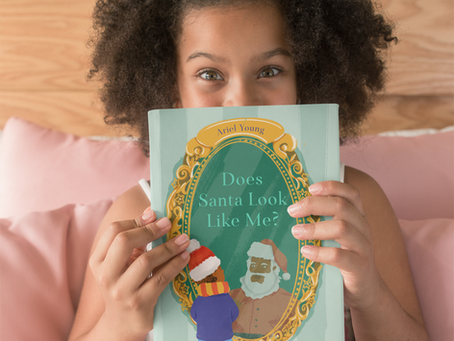 5 Children's Christmas Books by Black Authors featuring Black Characters