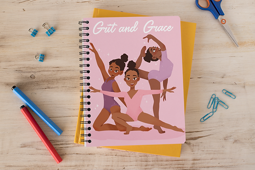 Grit and Grace Notebook