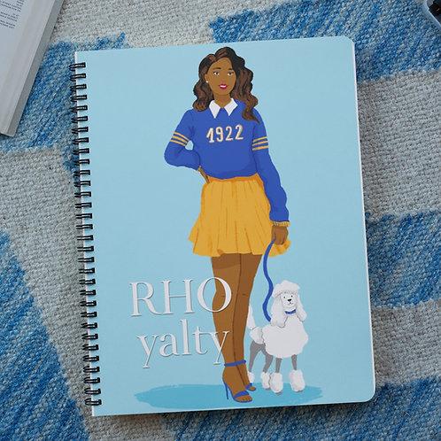 RHOyalty 1922 Notebooks (Skirt)