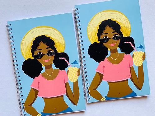 Summa Summa Time Notebook