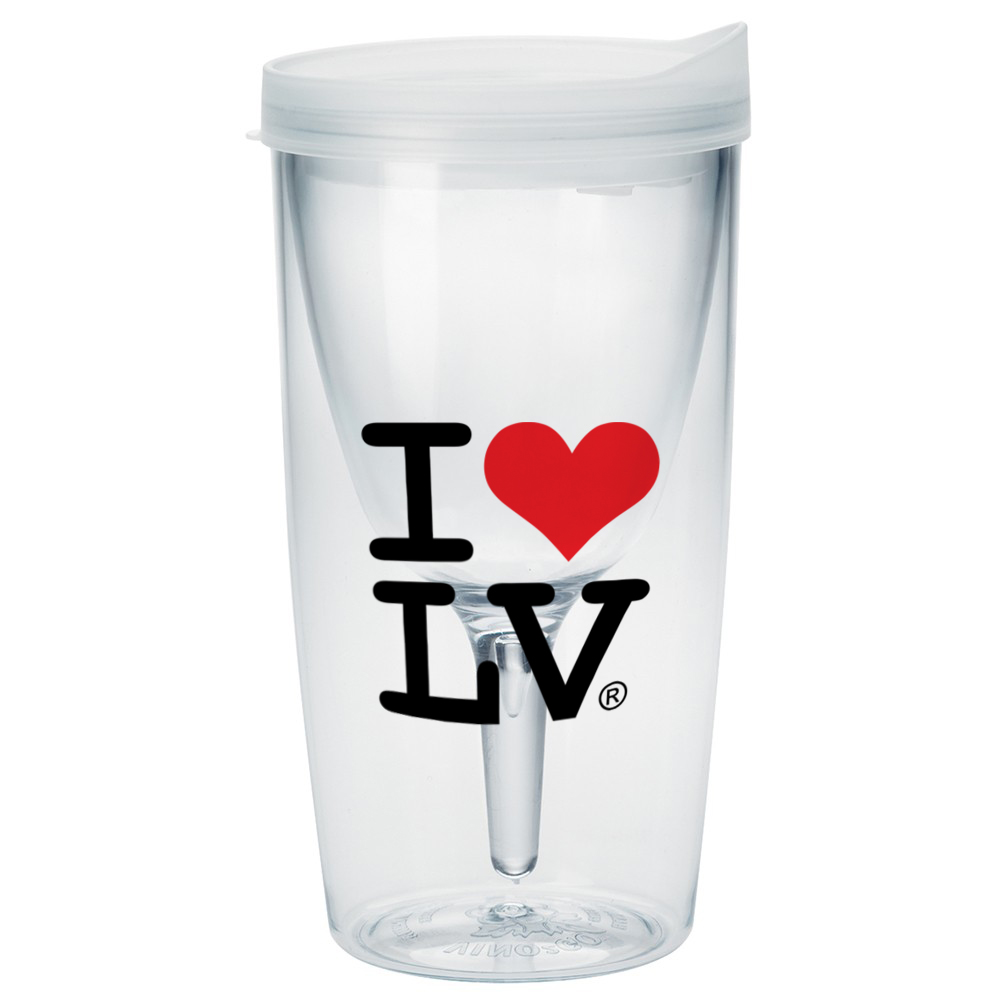 I Love LV® Wine Cup