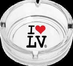 I Love LV® Classic Glass AshTray
