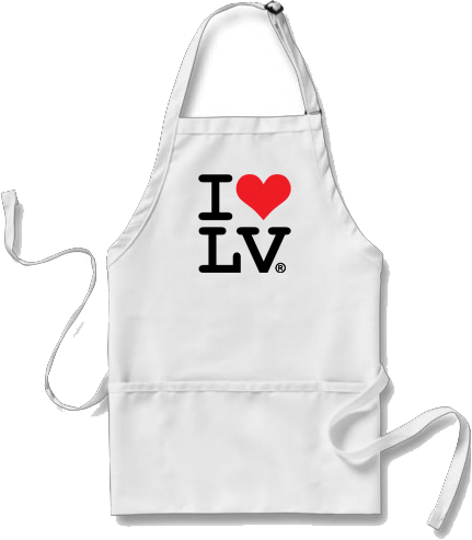 I Love LV® Classic Chef Apron