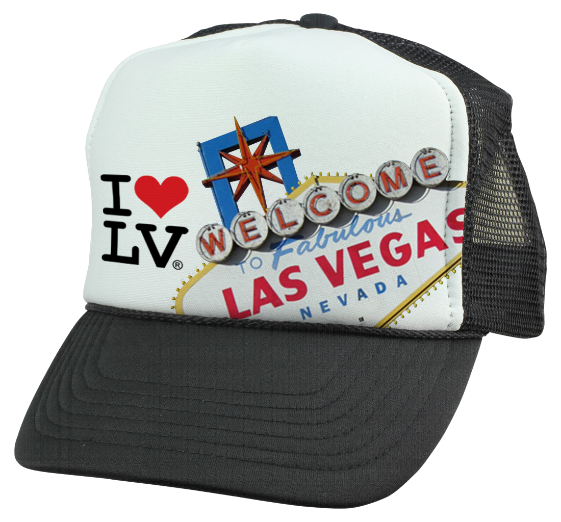 I Love LV® Classic Trucker Hat