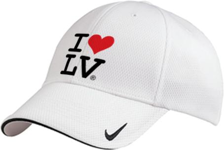 I Love LV® Classic White Hat