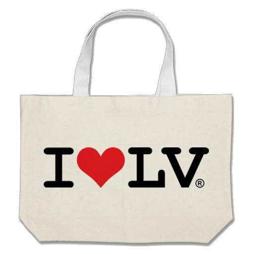 I Love LV® Classic Tote Bag