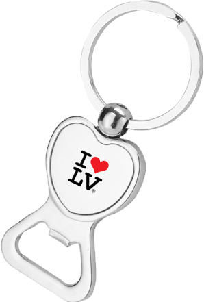 I Love LV® Classic Key Chain
