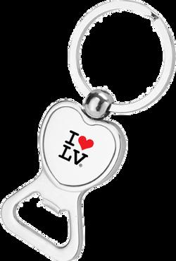 I Love LV® Classic Key Chain