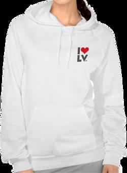 I Love LV® Lights Hoodie