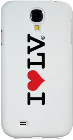 I Love LV® Classic Galaxy Phone Case