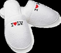 I Love LV® Classic Slippers