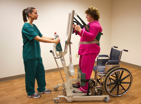 Who Needs a Hoyer Lift? (For Homecare)